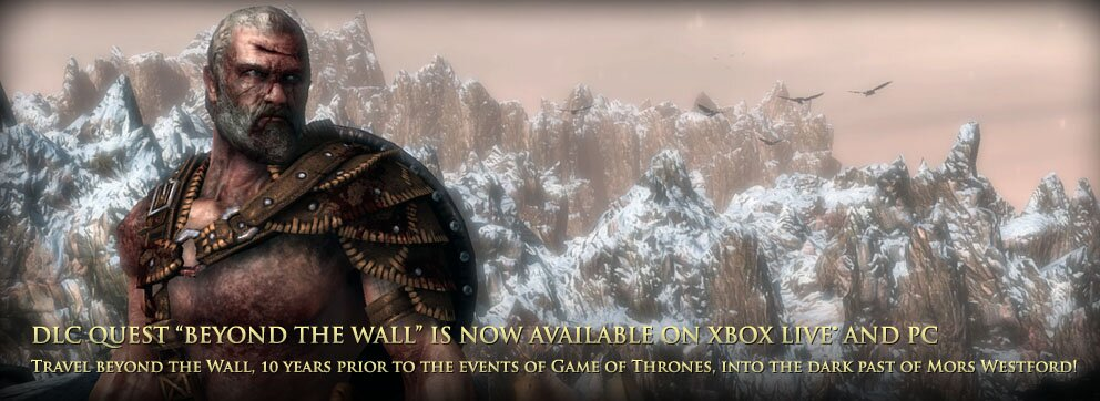 GAME OF THRONES PRESENTS BEHIND THE WALL