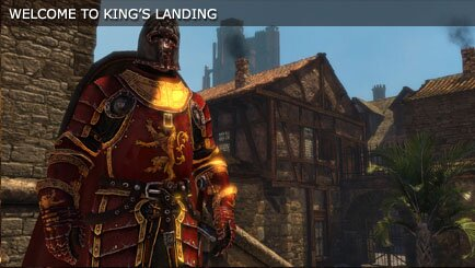 Welcome to King\'s Landing